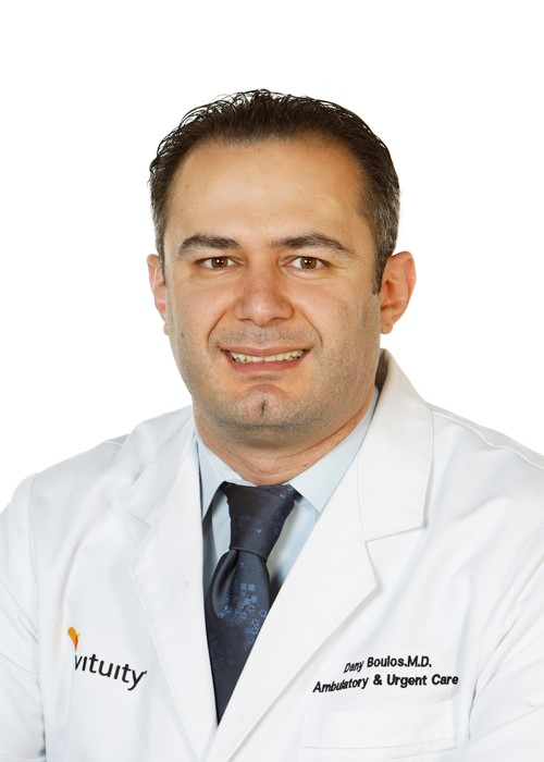 Dany Boulos, MD